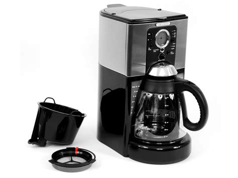 Mr. Coffee 12 Cup Coffee Maker   Woot