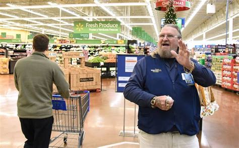 Walmart Door Greeter by What Walmart Greeters Taught Me About Leadership Charles