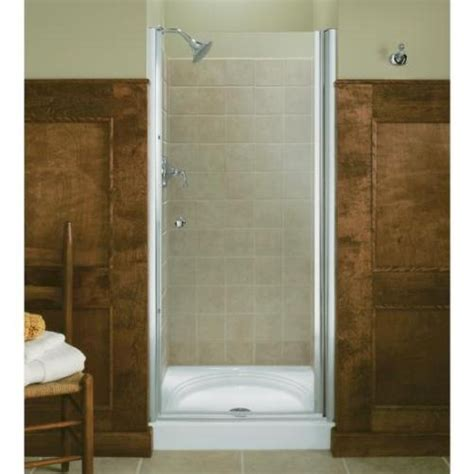 Lowes Tub Shower Doors Lowes Shower Door Pivot Bathroom Ideas Pinterest