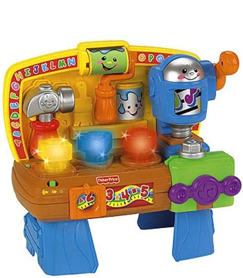 fisher price laugh and learn tool bench fisher price laugh learn learning workbench