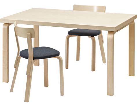 Table A by Alvar Aalto Table 82b Hivemodern