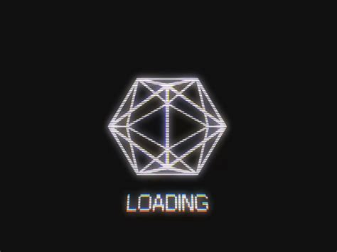 wallpaper gif loading loading icon icosahedron gif find share on giphy
