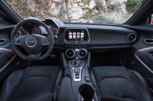 2017 chevrolet camaro zl1 test review motor trend