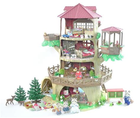 Sylfanian Tree House 17 best images about sylvanian families on ponies accessories and cath kidston