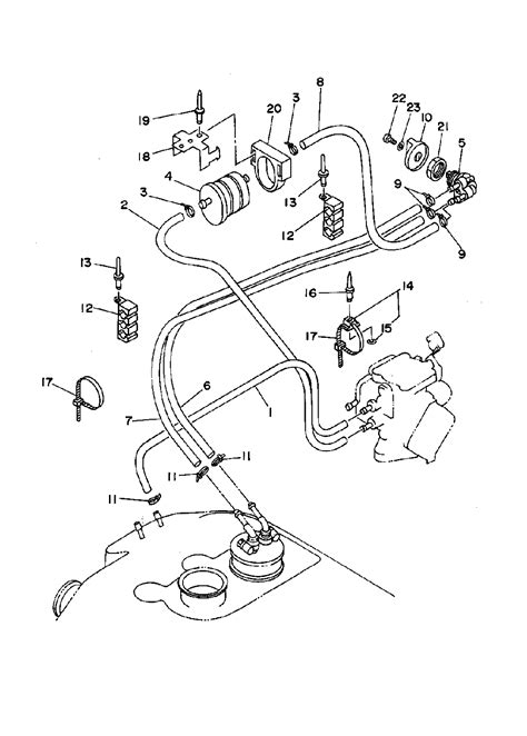 yamaha outboard wiring diagram further 703 remote