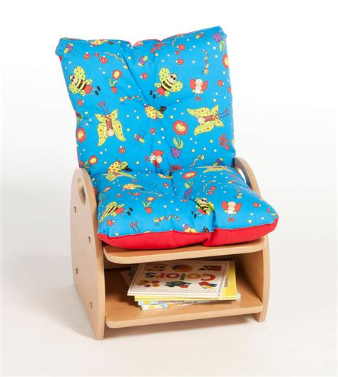 childrens armchair uk early years armchair wooden early years soft seating uk