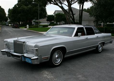lincoln mercury town car 1978 lincoln continental town car sold new to robert