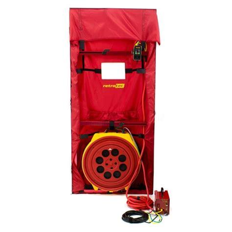 Retrotec Blower Door by Retrotec 3101 Blower Door System Ivytools