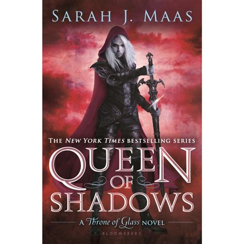 queen of shadows throne queen of shadows throne of glass 4 paperback