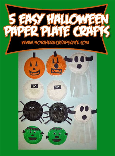 simple paper plate crafts 5 easy paper plate crafts for
