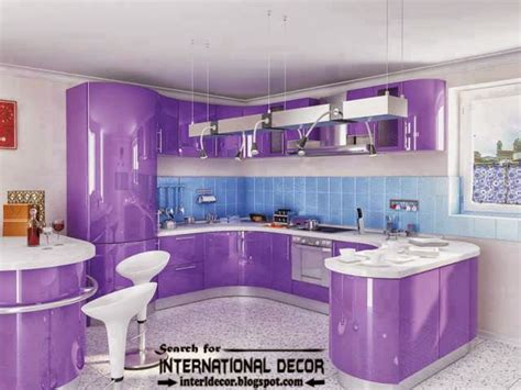 purple kitchen ideas kitchen colors how to choose the best colors in kitchen 2015