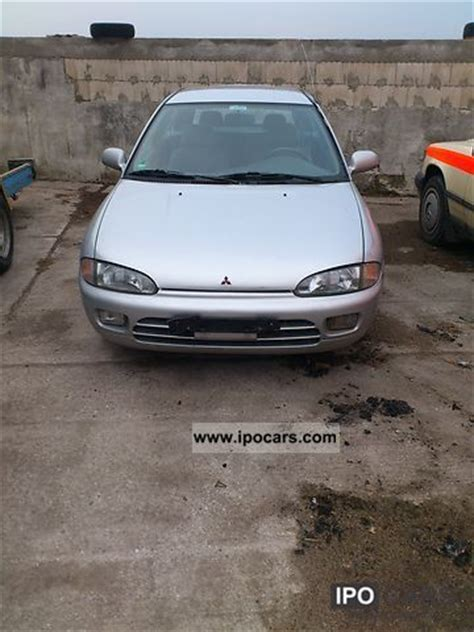 mitsubishi colt 1993 1993 mitsubishi colt glxi 1600 car photo and specs