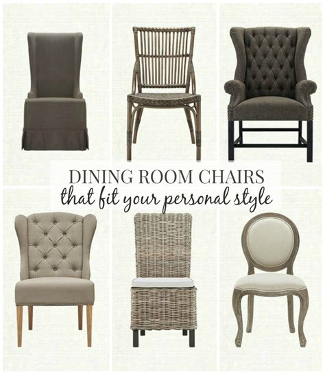 Dining Room Chair Styles dining room chairs that fit your personal style city