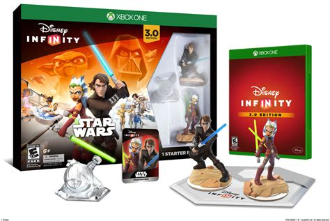 xbox 1 disney infinity disney infinity 3 0 edition starter pack for xbox one