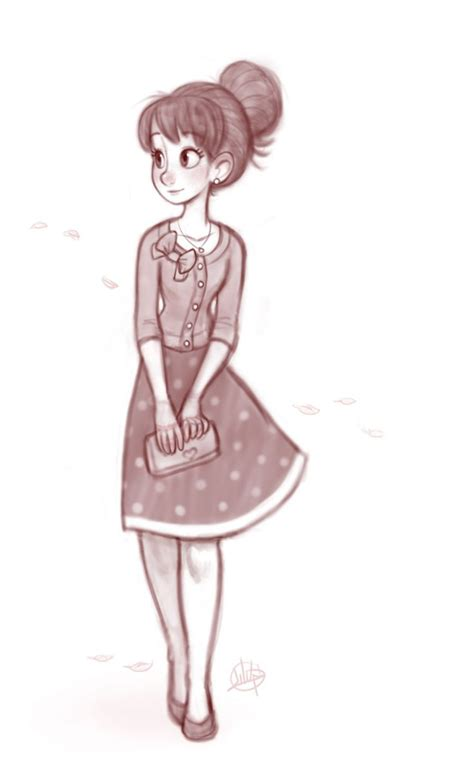 56 best images about people on pinterest girls pretty cute drawing of a girl 25 best ideas about cute girl