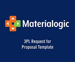 Request For Proposal Rfp For 3pl Services A Template 3pl Rfp Template