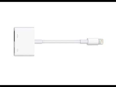 iphone u tv ye aktarma apple lightning portu ile ya da iphone u hdmi dan tv ye bağlamak