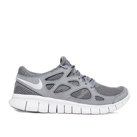 Nike Free 40 C 21 cool grey nike free run 2 trainers natterjacks