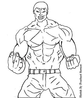 green hulk coloring pages free cartoon coloring pages for kids
