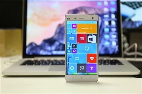 install windows 10 xiaomi windows 10 mobile rom for xiaomi mi4 gets released