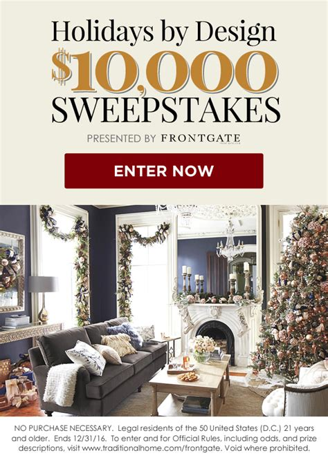house beautiful sweepstakes house beautiful magazine sweepstakes 25 amazing things