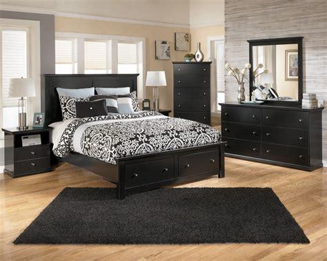 black bedroom set ashley furniture ashley furniture black bedroom set marceladick com