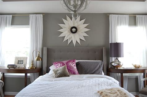 gray walls contemporary bedroom martha stewart flagstone the nester