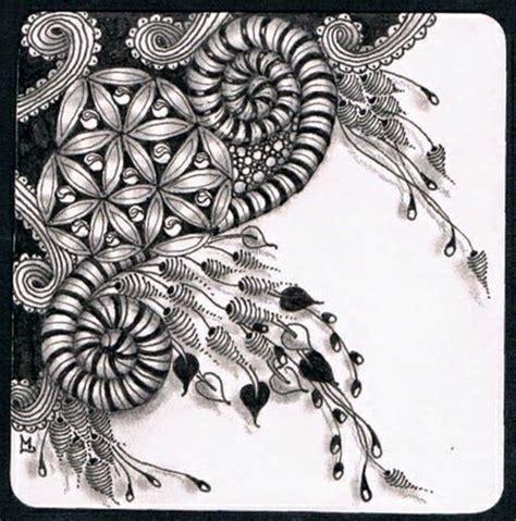 zentangle pattern marasu 585 best ideas about zentangles doodles and tangles on