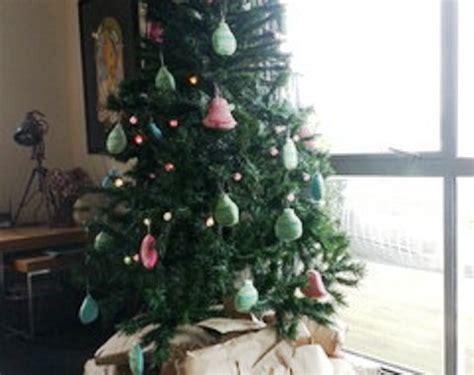 Batu Gambar Pohon Kembar foto contoh desain dan dekorasi pohon natal 87 si momot