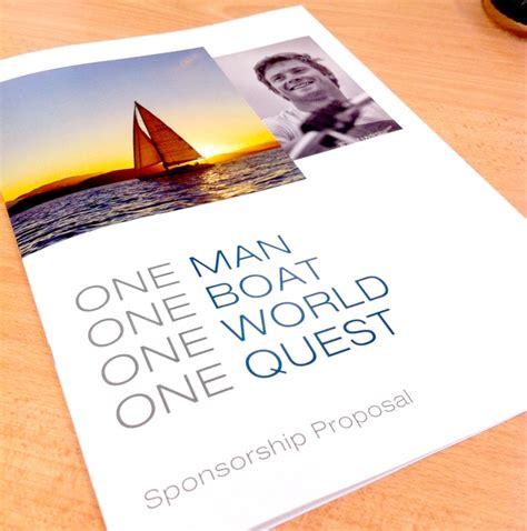 design proposal pinterest sponsorship proposal booklet design and print iamivor