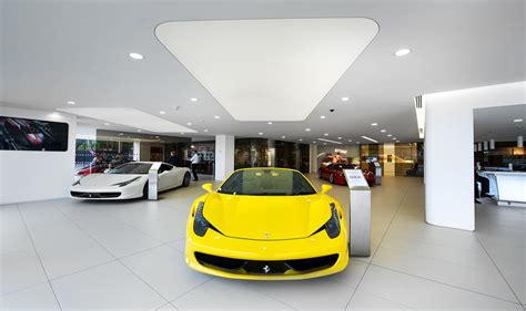 ferrari showroom ferrari showroom