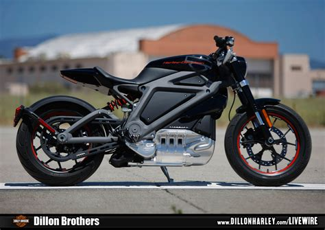 livewire new electric motorcycle from harley davidson