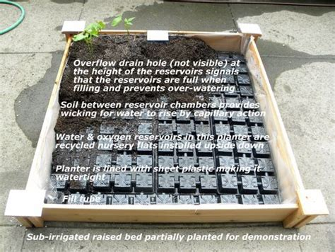 Sip Planter Plans inside green sip beds boxes