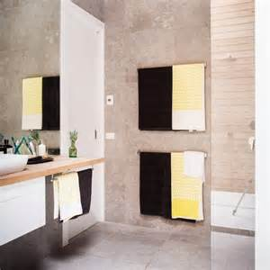 Yellow And Grey Kitchen Ideas brad and dale downstairs bathroom and terrace fans vs