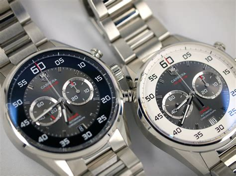 Tag Heuer Carera36 Rubber on review calibre 36 flyback the home of