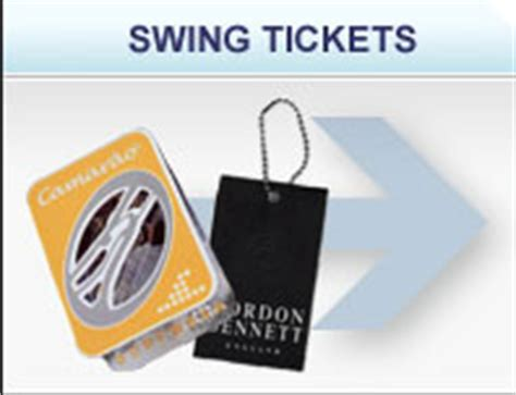 swing tickets apple labelling supplier of labels and printers around