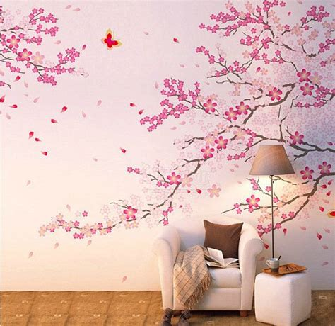 blossoms bedroom 17 best ideas about tree wall murals on pinterest wall