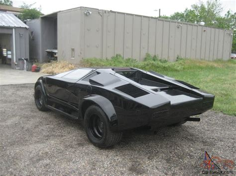 automobile air conditioning repair 1986 lamborghini countach auto manual 1986 lamborghini pontiac fiero kit car v 6 5 speed airconditioning
