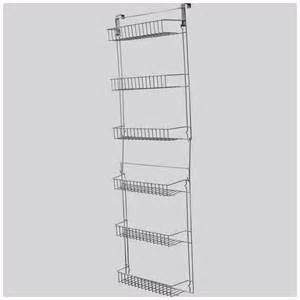 spice rack door organizer storage basket rack 5 foot pantry spice rack closet