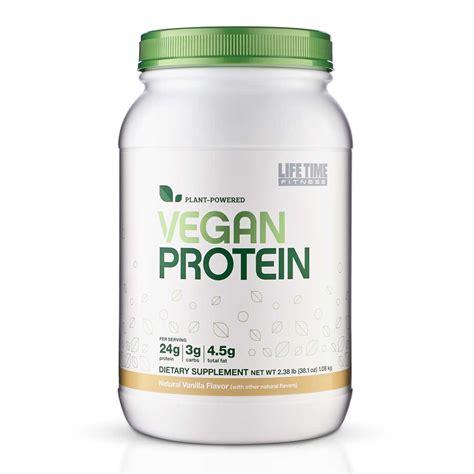 protein vegan vegan protein vanilla