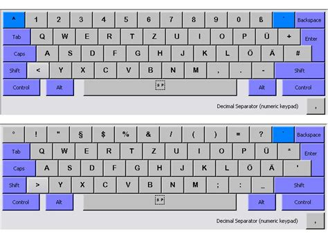 layout design software deutsch die internationalen tastaturbelegungen