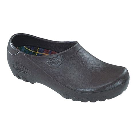 shoes depot jollys s brown garden shoes size 7 lfj brn 37