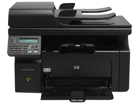 Printer Hp M1212nf Mfp hp laserjet pro m1212nf multifunction printer drivers and