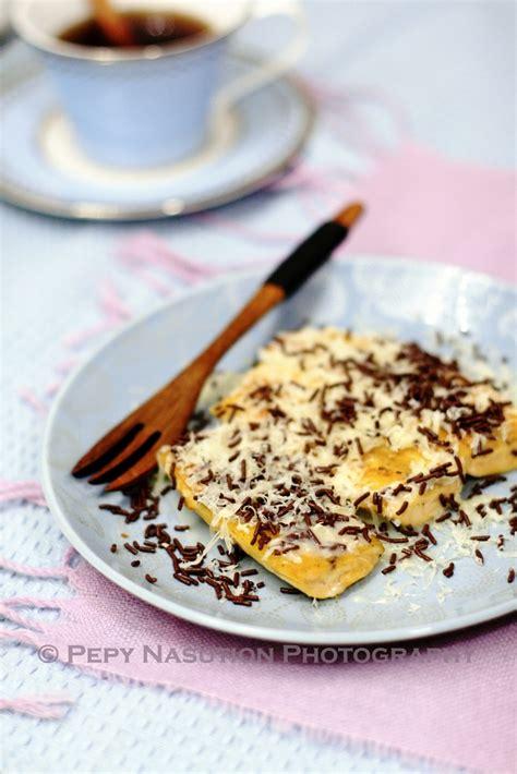 Pisang Coklat Keju Piscok Keju pisang bakar coklat keju grilled bananas plantains topped with chocolate and cheese masak