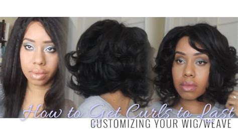 how to cut curly weave into a bob curly weave cut into a bob hairstyle gallery