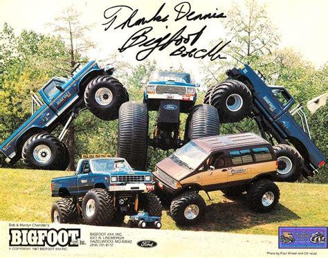 monster truck bigfoot 5 monster truck bigfoot 5 www pixshark com images