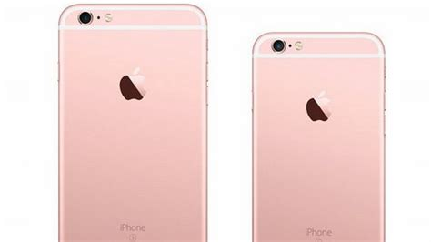 Hp Iphone 6 Warna Pink warna iphone 6s apa yang paling diminati okezone techno