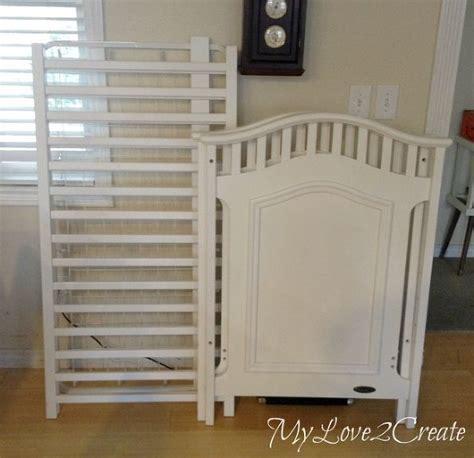 repurposed crib dog crate idea home design garden