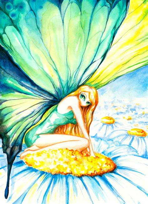 watercolor tattoo fairy design gallery slideshow