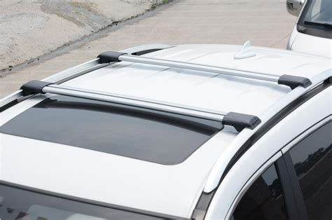 Which Roof Rack Fits Car by 2 Universal Car Roof Rack Cross Bar Anti Theft Lock